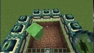 Minecraft End Portal Nasıl Yapılır ?
