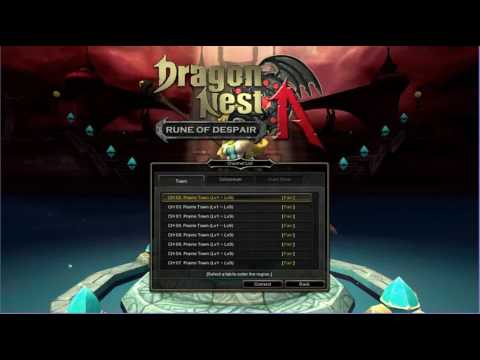 How to make a Cute Chronicle character Dragon Nest ( Event )