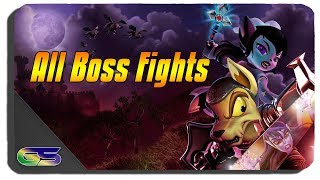 Neopets The Darkest Faerie All Boss Fights
