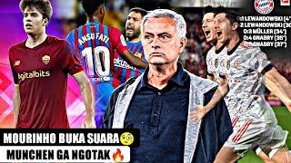 Download Berita Bola Terbaru Hari Ini - Mourinho Buka Suara,Man United Ga Akan Juara,Puiq Ke Barca