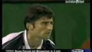 Sargsian surprises Philippoussis: 2003 AUS OPEN TENNIS