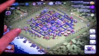 clash of clans 22 L
