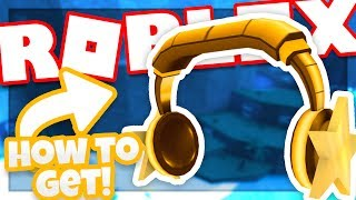 [EVENT?] How to get the GOLDEN STAR HEADPHONES | ROBLOX Hide and Seek Extreme