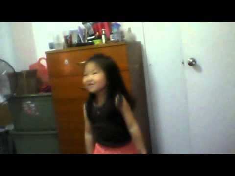 amazing 5 year old dancer