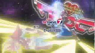 Yu Gi Oh! ZEXAL I & II Opening 1-5