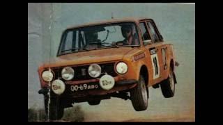 Sovetskie sportivnye avtomobili