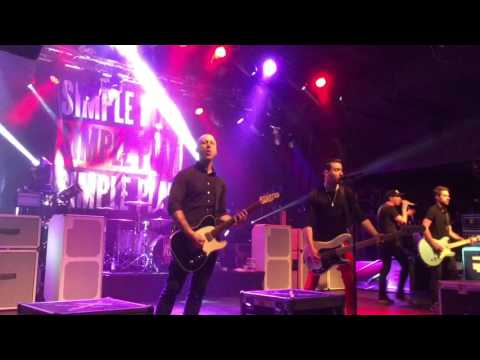 Simple Plan - Perfect World live at the Circus, Helsinki 28.5.2016