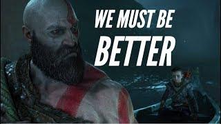God of War: Kratos - We Must Be Better