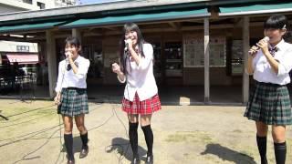 アニソン&アイドル祭り 1st にぎわい広場 RYUKYU IDOL ユニット ラパン ...