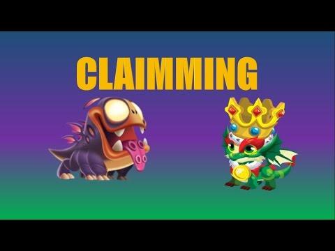Dragon City Playthrough Ep.16 |  Claimming Alien Pet Dragon and King Dragon
