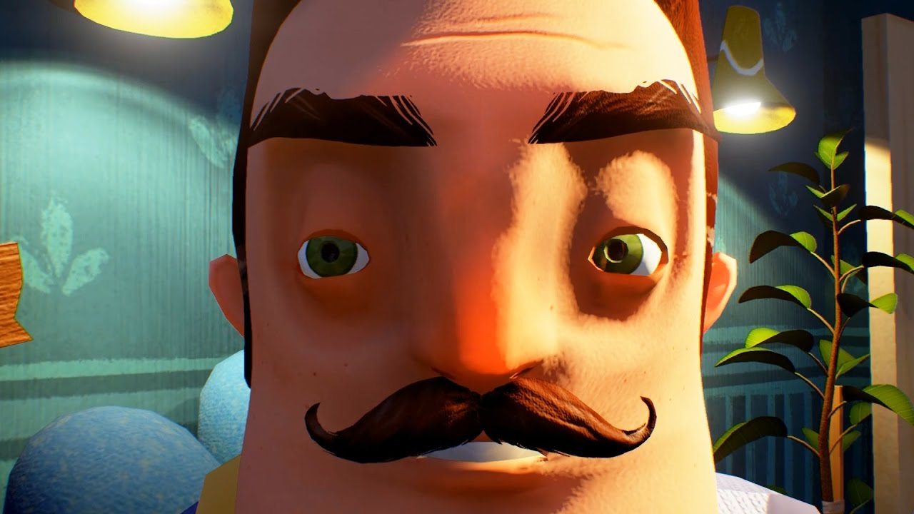 Hello Neighbor - UNVEIL THE STORY | Alpha 2 Update (no commentary)