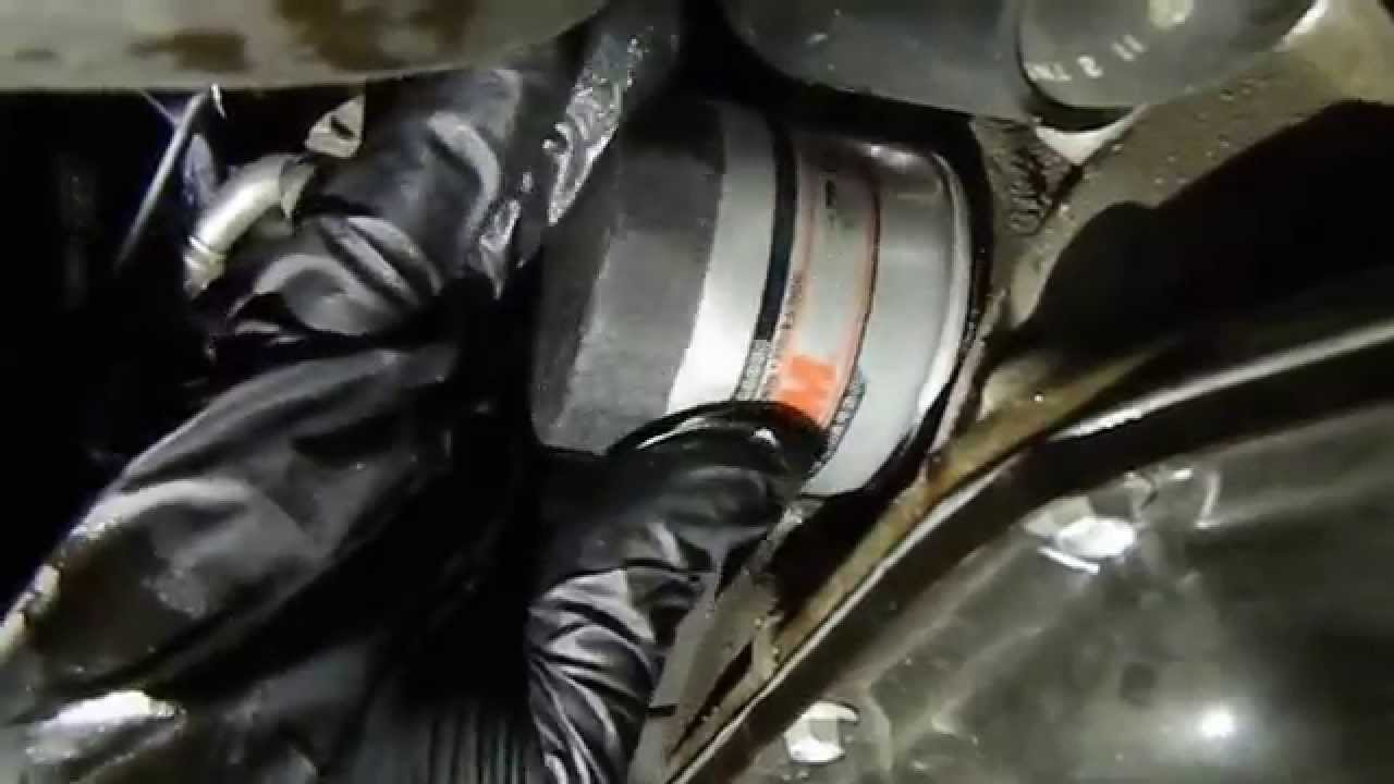 How to do an oil change youtube solutioingenieria