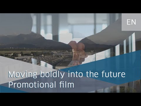 Moving boldly into the future - Promotional film | Jansen AG