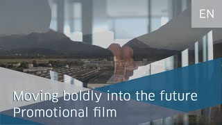 Moving Boldly Into The Future   Promotional Film | Jansen Ag