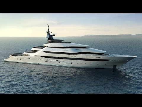 Best Visualization Tools - Super Luxury Yachts Part 4 -  ***Must See*** 1080p