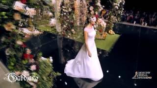 Феличе - свадебное платье А-силуэта. Свадебный салон Gabbiano в Саранске.
