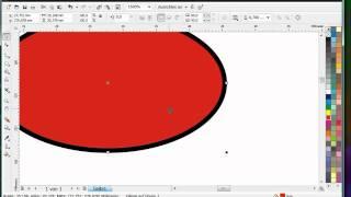 Corel Draw, Export als gif oder png mit Transparenz