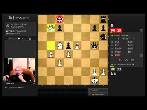 Chess stream from 30.09.2015 - Playing viewer on lichess.org