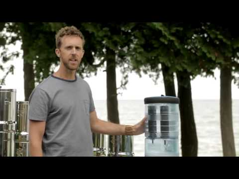 Conscious Water ~ Berkey Water Filter Canada ~ Alkaline Water Benefits