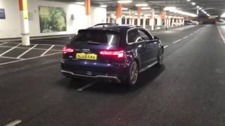 AUDI S3 | LAUNCH ACCELERATION | REVS EXHAUST SOUND AND SPEED