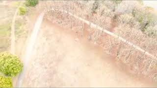 Drone mavic air lac de grigny