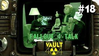 [18] Fallout 24h-Event | Vault404 | Fallout 4-Talk mit Maxi Gräff, Onkel Jo und Eva  | 31.10.2015