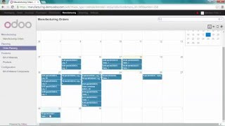 MRP - Plan your Production in Odoo