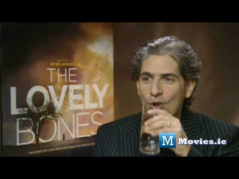 Michael Imperioli talks The Lovely Bones, Life On Mars & The Sopranos