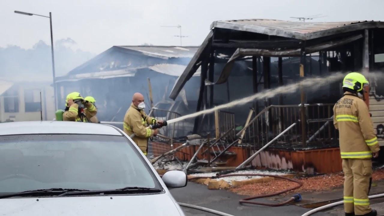 Bayway Fire