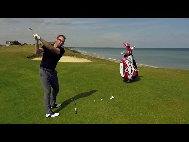 Votre leçon PlayingGolf n°8: un meilleur plan de swing pour Clément!