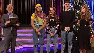 The Stand Up and Be Funny Winner is The Ray D Arcy Show RTÉ One