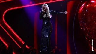Anja Nissen sings When Love Takes Over | The Voice Australia 2014