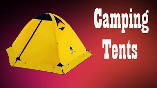 Top 5 Best Camping Tents 2020
