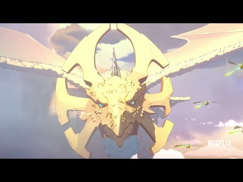 The Dragon Prince   Episode 1 Intro (Full)