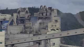 충북 단양 시멘트회사 미세먼지 저감장치 필요 없는 회사