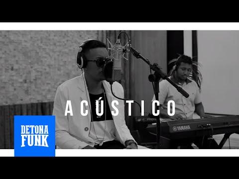 MC Delano - Acústico (Na Ponta ela Fica e Devagarinho)
