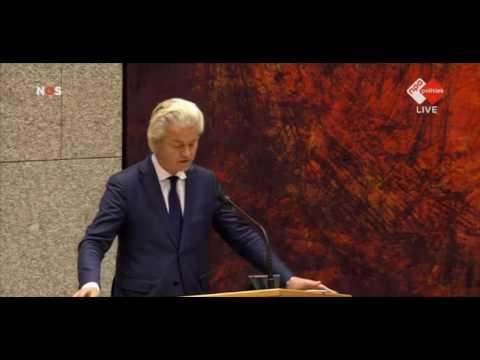 Inbreng Geert Wilders Algemene Politieke Beschouwingen 2016