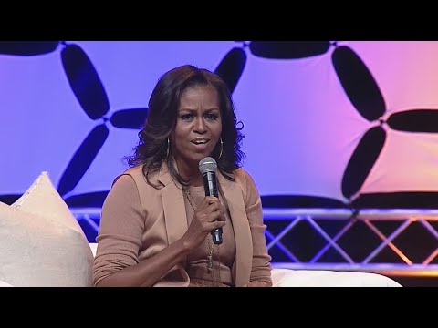 Women's Fund of Central Indiana hosts Michelle Obama