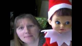 Homemade Elf On The Shelf Doll