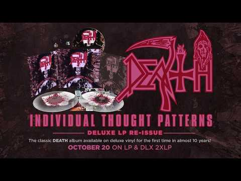 DEATH - Individual Thought Patterns (Deluxe LP Reissue Trailer)
