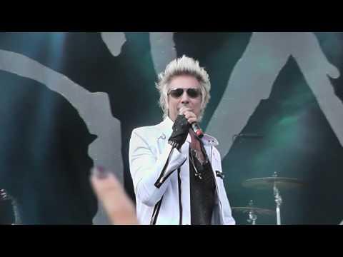 "Sixx A.M. -  Rise ""Live Gröna Lund"""