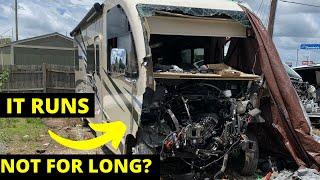 Engine Rebuild 2017 Tнor Vegas Its runs then dies with More Engine Damage