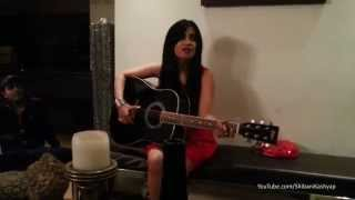 """Shibani Kashyap performing cover of """"It Must Have Been Love"""" alongside Sonu Nigam"""