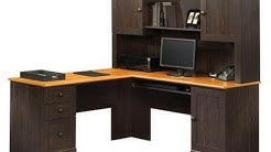 Computer Desk with Hutch For Home Office Desks