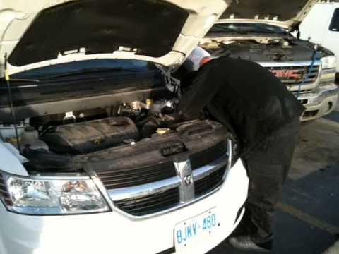 Dodge Journey Battery Replacement Doovi