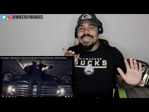 "NLE Choppa – ""Different Day"" (Lil Baby Emotionally Scarred Remix) (Official Video) REACTION"