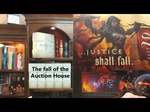$3,155.27 PROFIT - Diablo 3 Auction House - The FALL of the Real Money Auction House