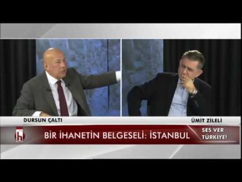 Bir ihanetin belgeseli: İstanbul - 17 Aralık 2017 Ümit Zileli ile Ses Ver Türkiye 1.bölüm