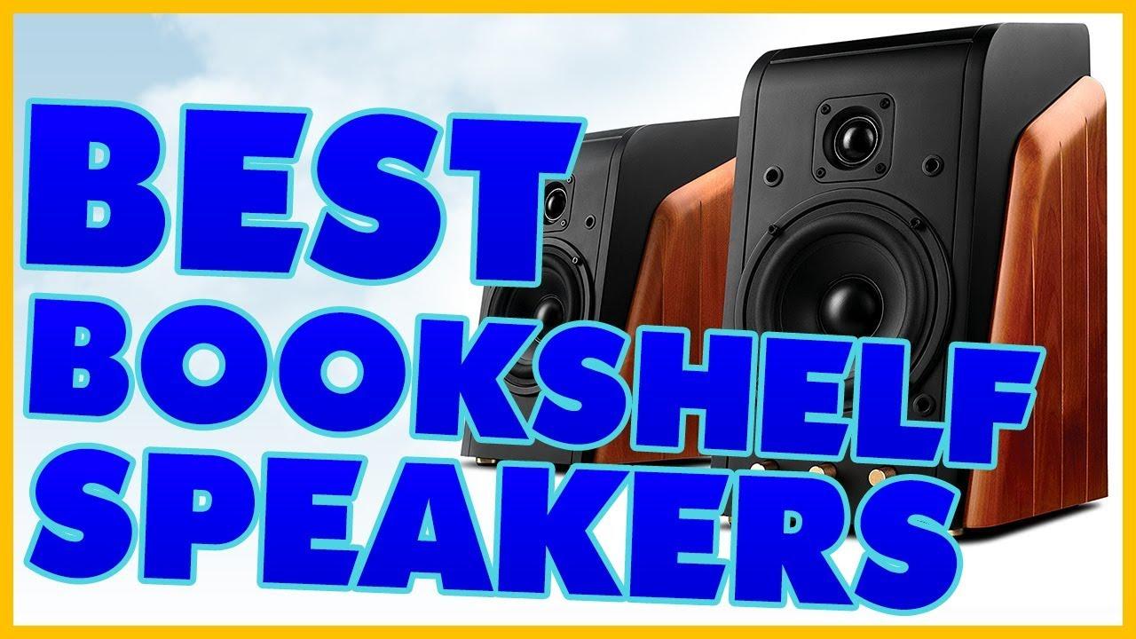 10 Best Bookshelf Speaker Reviews 2017