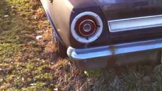 1967 ford falcon SOLD
